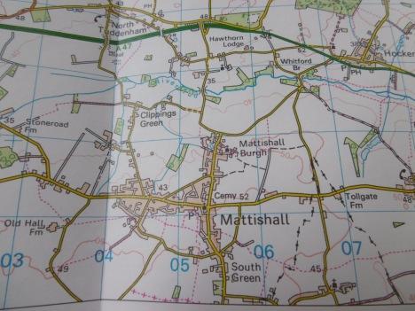 OS Map 2013