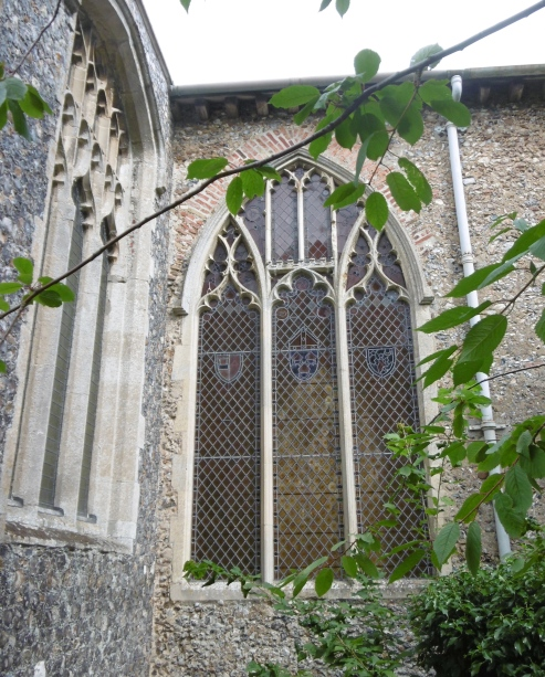 Perpendicular window