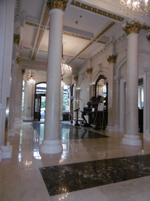 shelbourne lobby