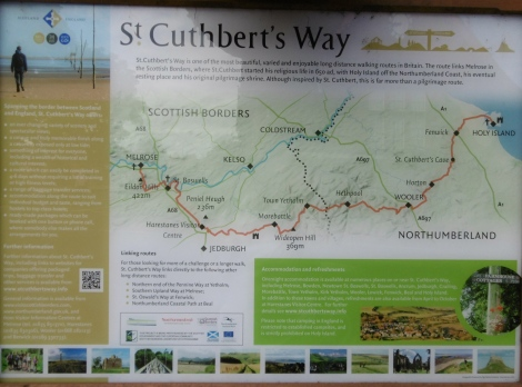 St Cuthbert's Route