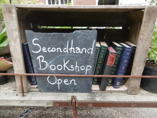 2nd hand book shop