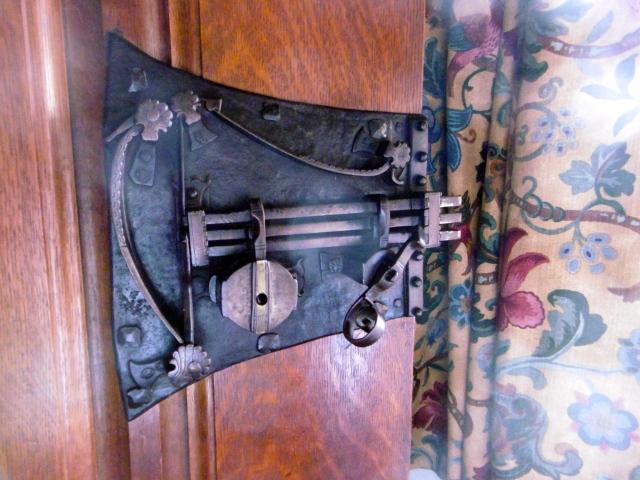 Goddards lock