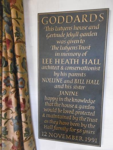 Goddards story