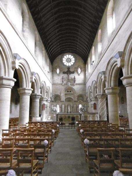 St Edmunds nave