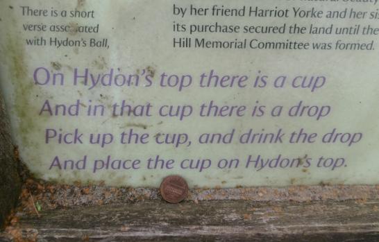 hydons-top-poem