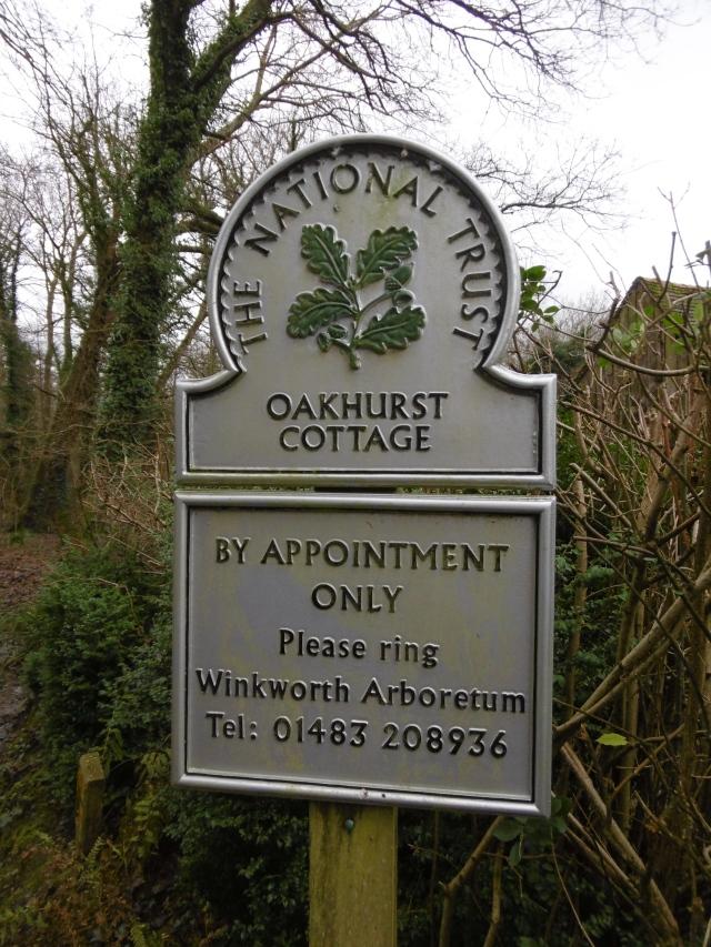oakhurst-sign
