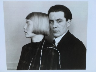 Architect and wife AS 1926