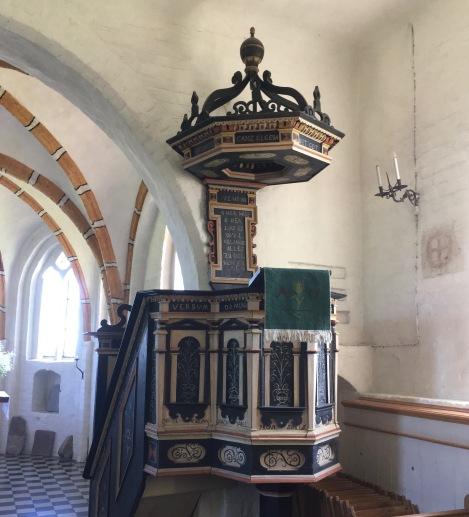 GZ pulpit