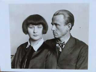Martha and Otto Dix AS 1925-6