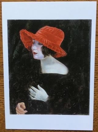 Martha Dix OD 1923