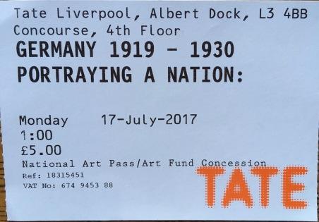 Tate Ticket
