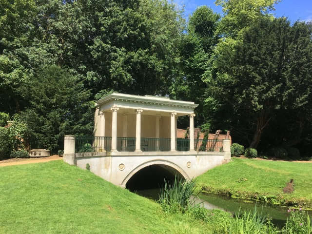 tea bridge