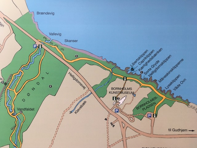BKM map