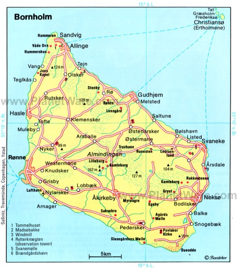 bornholm-map