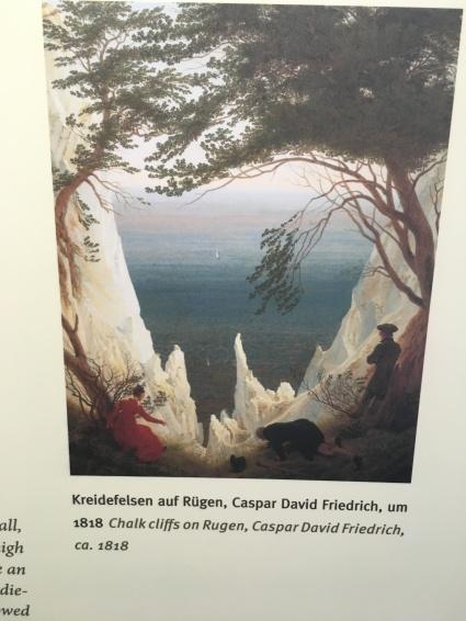 C D Friedrich