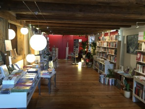 Gingst bookshop in