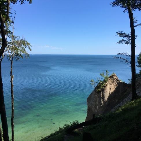 Jasmund cliff