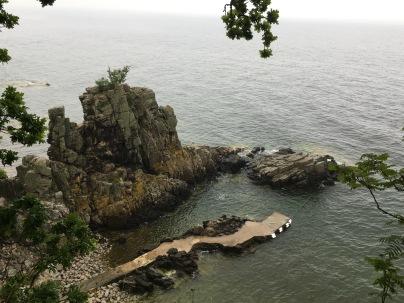 Sanctaury cliffs