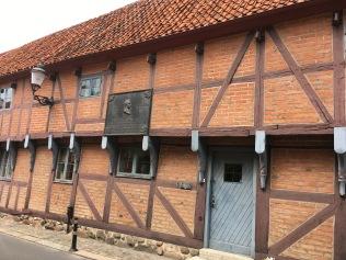 Karl XII slept here?