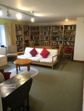 Ferrar House library