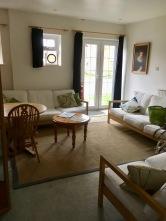 Ferrar House sitting room